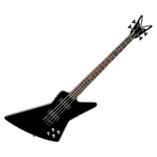 Dean Metalman Z Active Bass Guitar, Classic Black