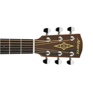Alvarez RD16CE Dreadnought Electro-Acoustic Cutaway Guitar, Sunburst Headstock