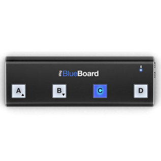 IK Multimedia BlueBoard iOS MIDI Pedalboard