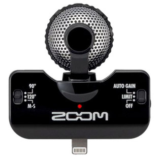 Zoom iQ5 iPhone 5 Microphone