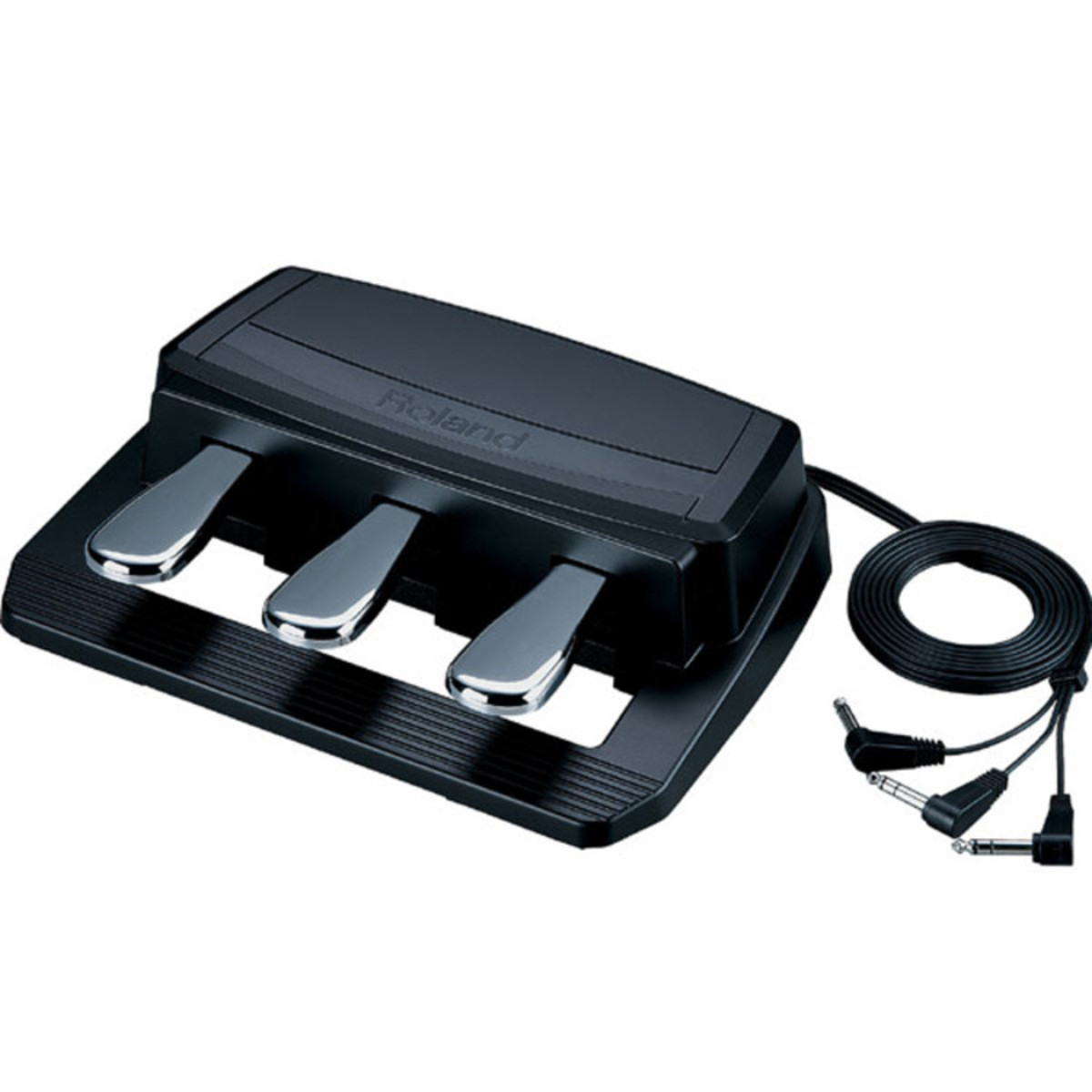 roland rpu 3 triple pedal unit for digital pianos at. Black Bedroom Furniture Sets. Home Design Ideas