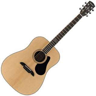 Alvarez AD70 Dreadnought Acoustic Guitar, Natural