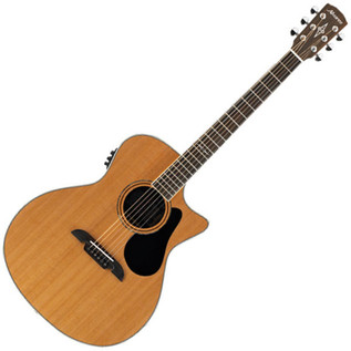 Alvarez AG75CE Grand Auditorium Electro Acoustic Guitar, Natural