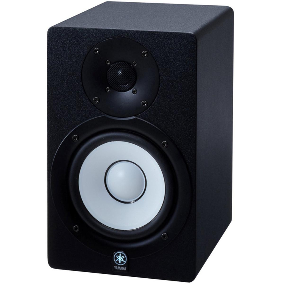 yamaha active studio monitors single