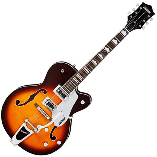 Gretsch G5420T Electromatic Hollow Body Electric Guitar, Sunburst