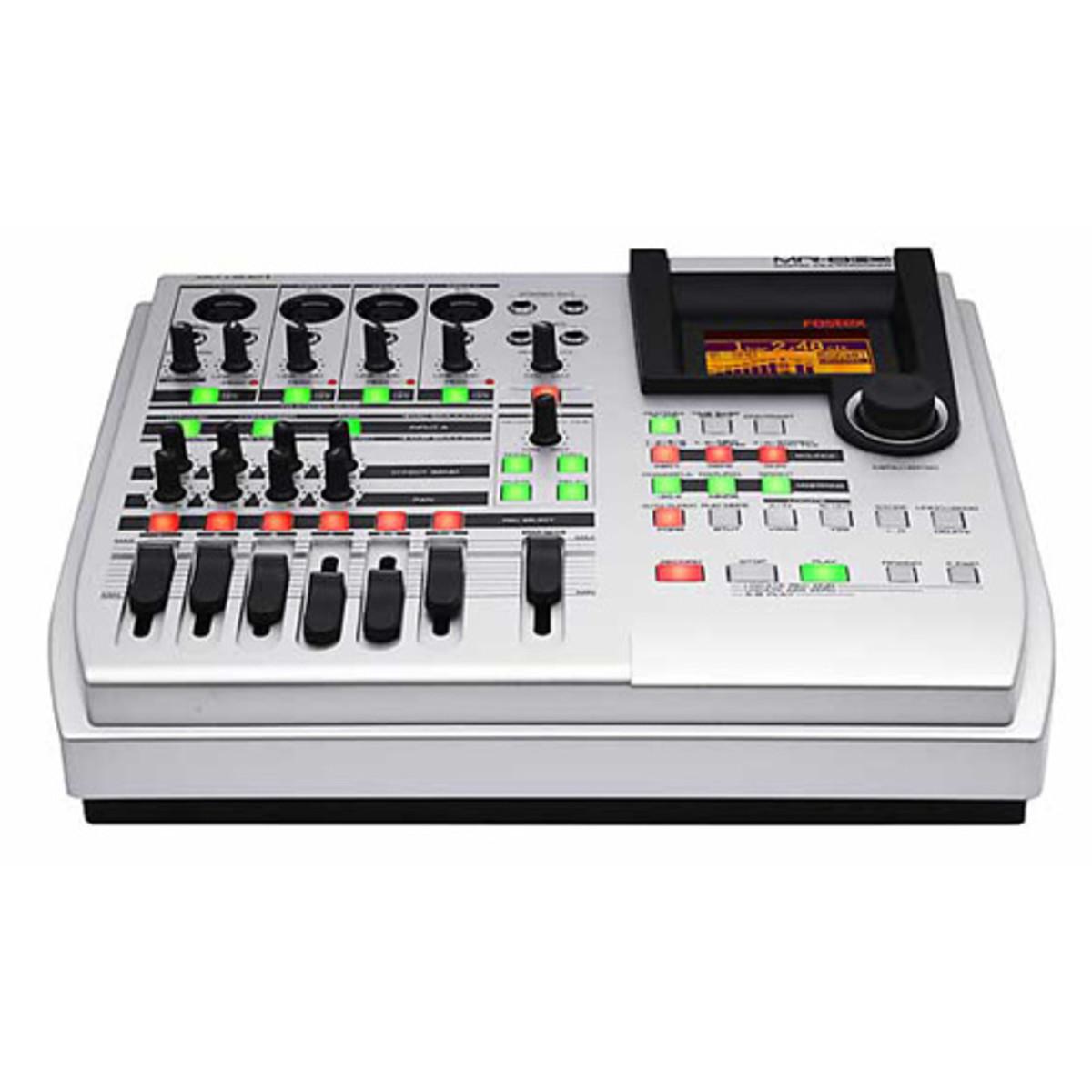 fostex mr8 hd 8 track digital recorder at. Black Bedroom Furniture Sets. Home Design Ideas