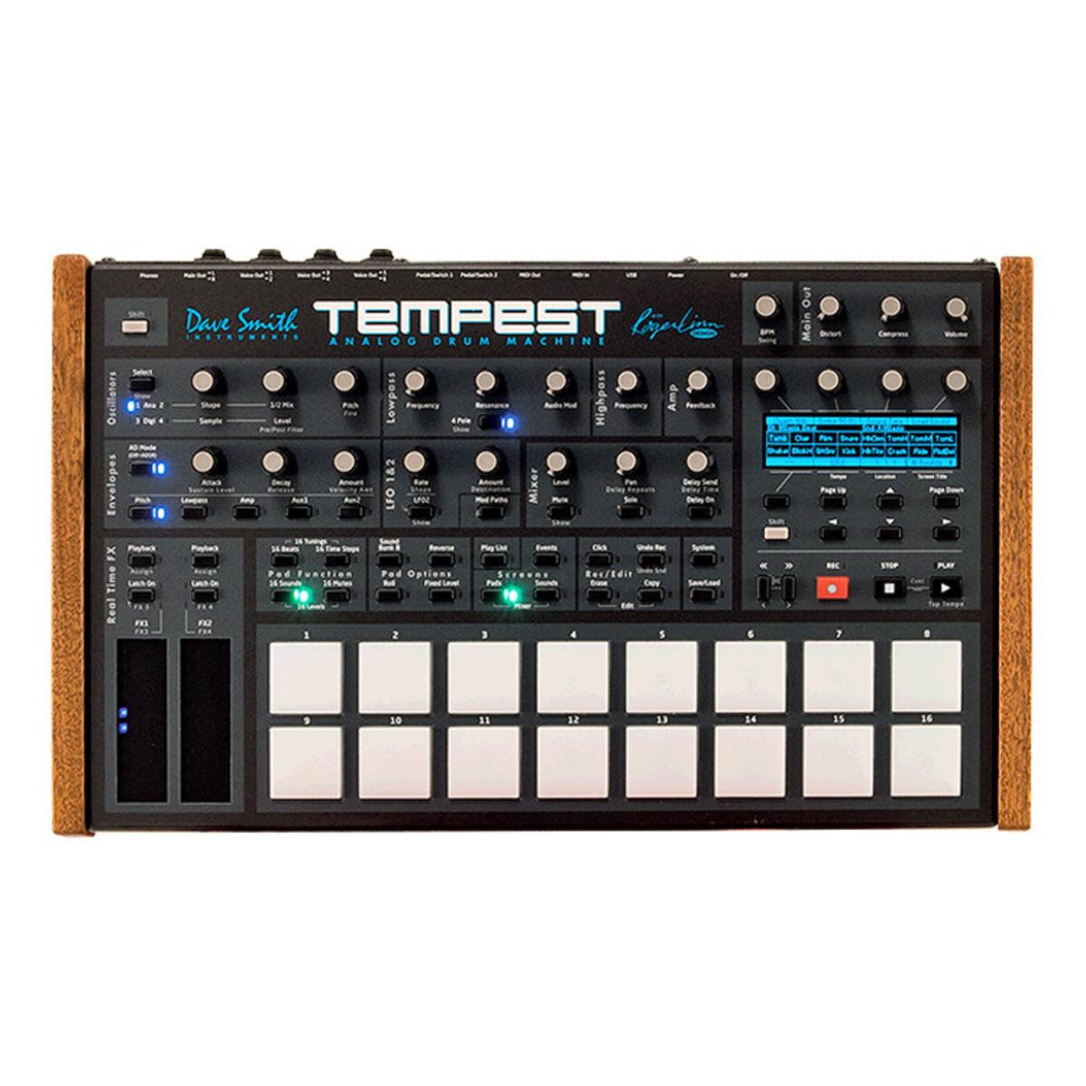 drum machine analog
