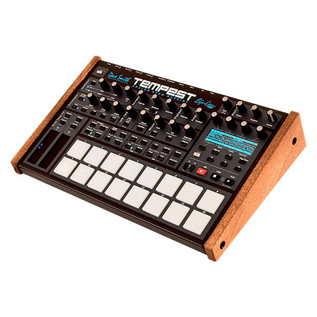 Dave Smith Instruments Tempest Analogue Drum Machine Angle