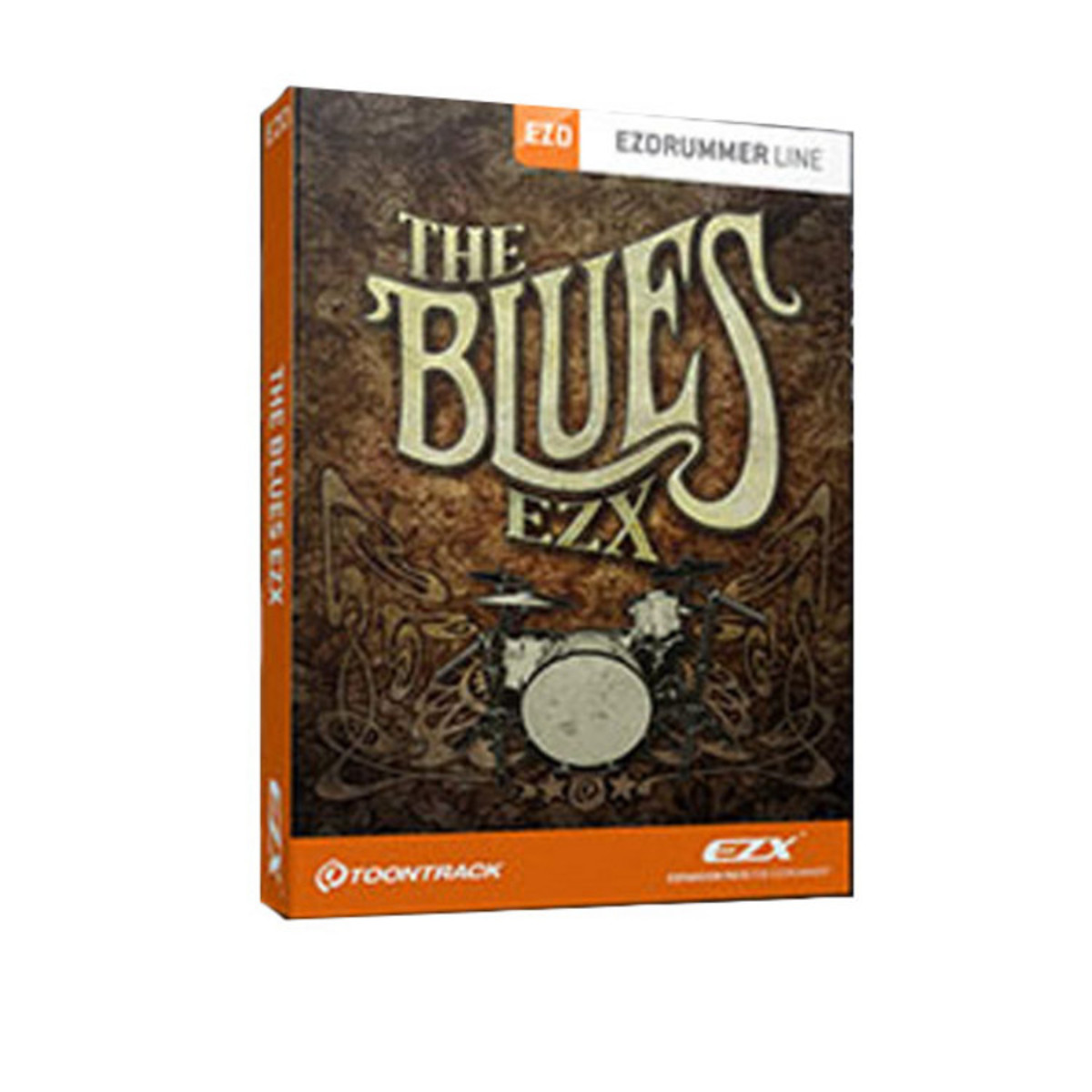 Cheap Toontrack EZX - The Blues