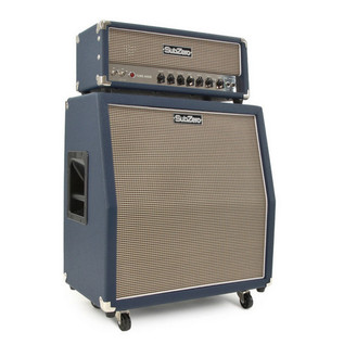 SubZero Tube-H50R Valve Stack with 4x10 Celestion Speaker Cab