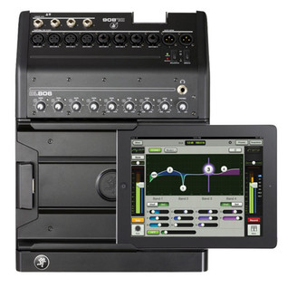 Mackie DL806 Digital Live Sound Mixer with iPad Control