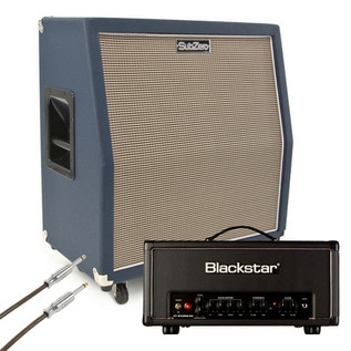 Blackstar HT Studio 20H with SubZero 4x10 Celestion Speaker Cabinet