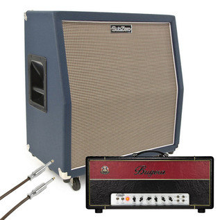 Bugera 1960 Infinium 150W with SubZero 4x10 Celestion Speaker Cabinet