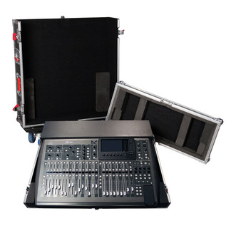 Gator G-TOUR Case for Behringer X-32 Digital Mixer Open