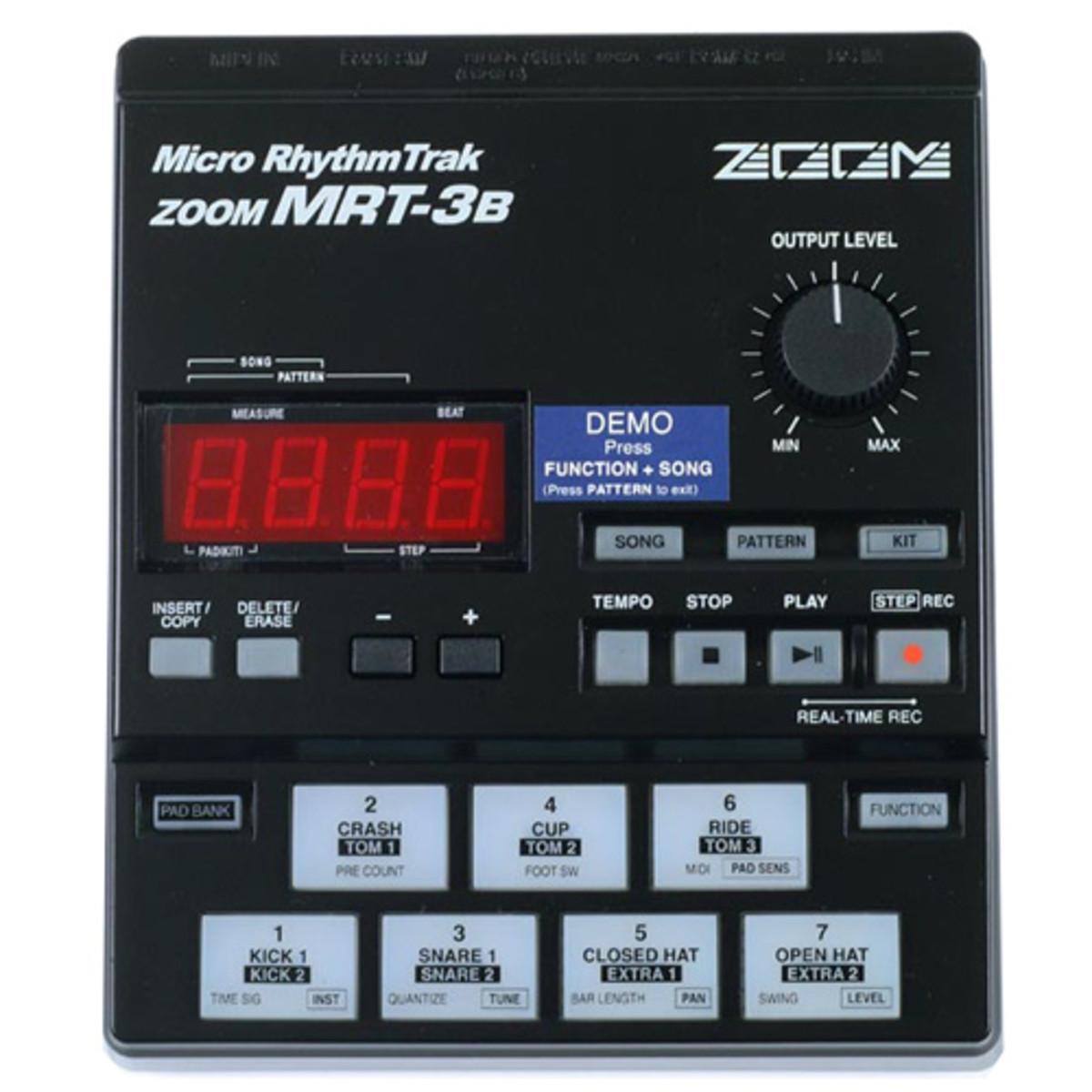 zoom mrt 3 drum machine