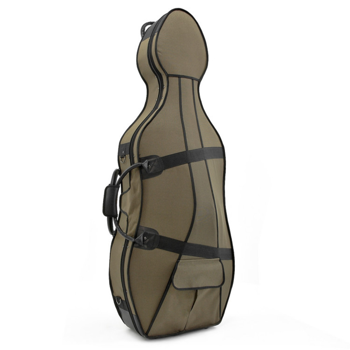 Image of Archer Lightweight Cello Case 3/4 size By Gear4music