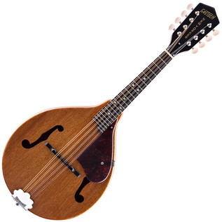 Gretsch G9310 New Yorker Supreme Mandolin, Antique Mahogany