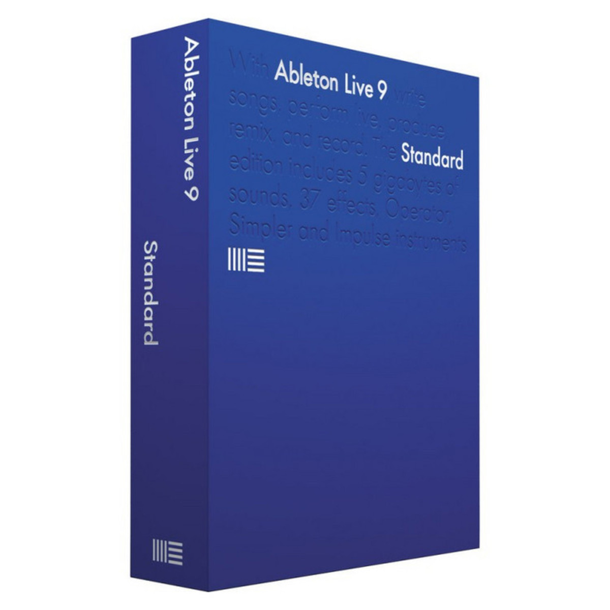ableton live 9 standard music software upgrade from live lite at. Black Bedroom Furniture Sets. Home Design Ideas