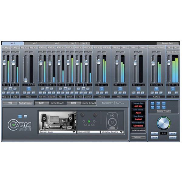 Focusrite Saffire Pro 24 DSP Firewire Audio Interface with DSP