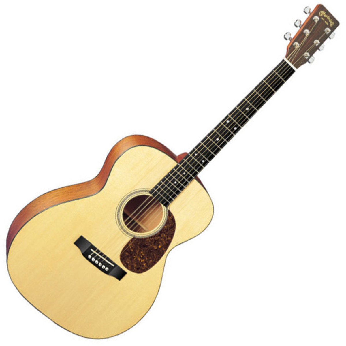 martin 000 16gt auditorium acoustic guitar at. Black Bedroom Furniture Sets. Home Design Ideas