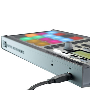 Native Instruments Maschine Mikro Mk2, White