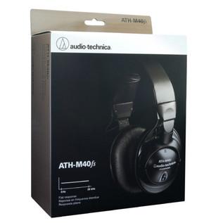 Audio Technica ATH-M40FS Headphones