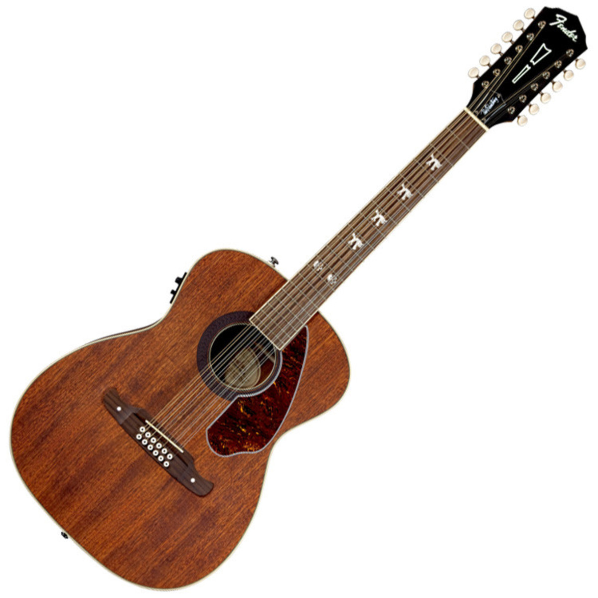 fender tim armstrong hellcat electro acoustic 12 string guitar nat at. Black Bedroom Furniture Sets. Home Design Ideas