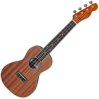 Fender Ukulele Mino'Aka Concert Ukulele, Natural