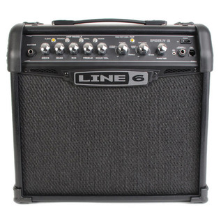 Line 6 Spider IV 15 Guitar Combo Amp
