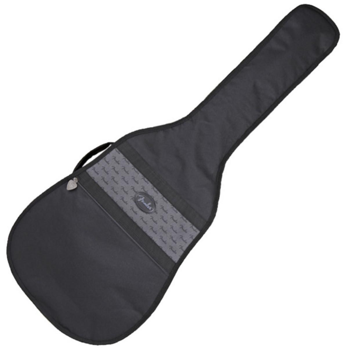 Fender housse standard guitare classique for Housse standard
