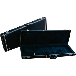 Fender Multi-Fit Bass Case for Mustang/Musicmaster/Bronco, Black