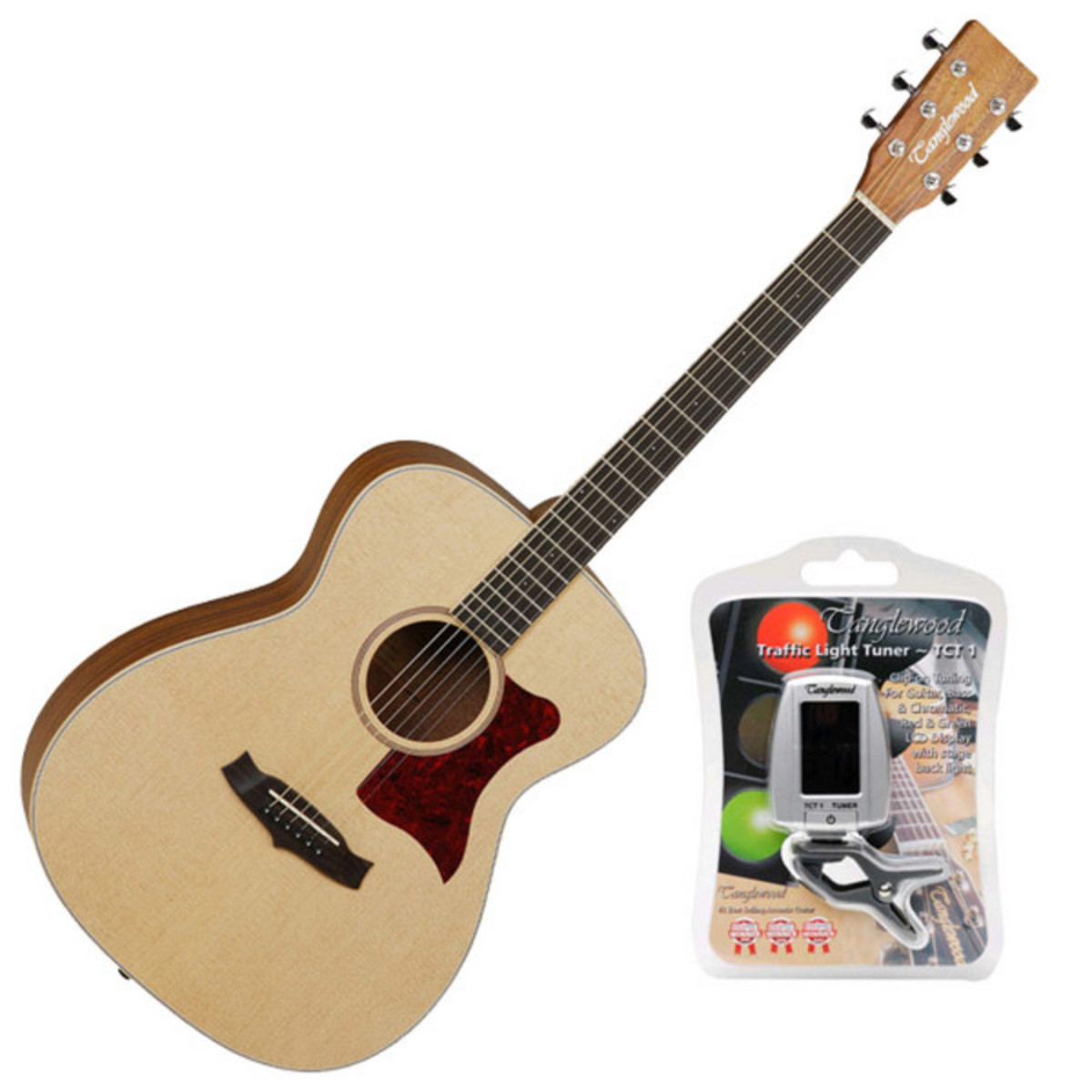 disc tanglewood tw70op orchestra acoustic guitar free tuner at. Black Bedroom Furniture Sets. Home Design Ideas
