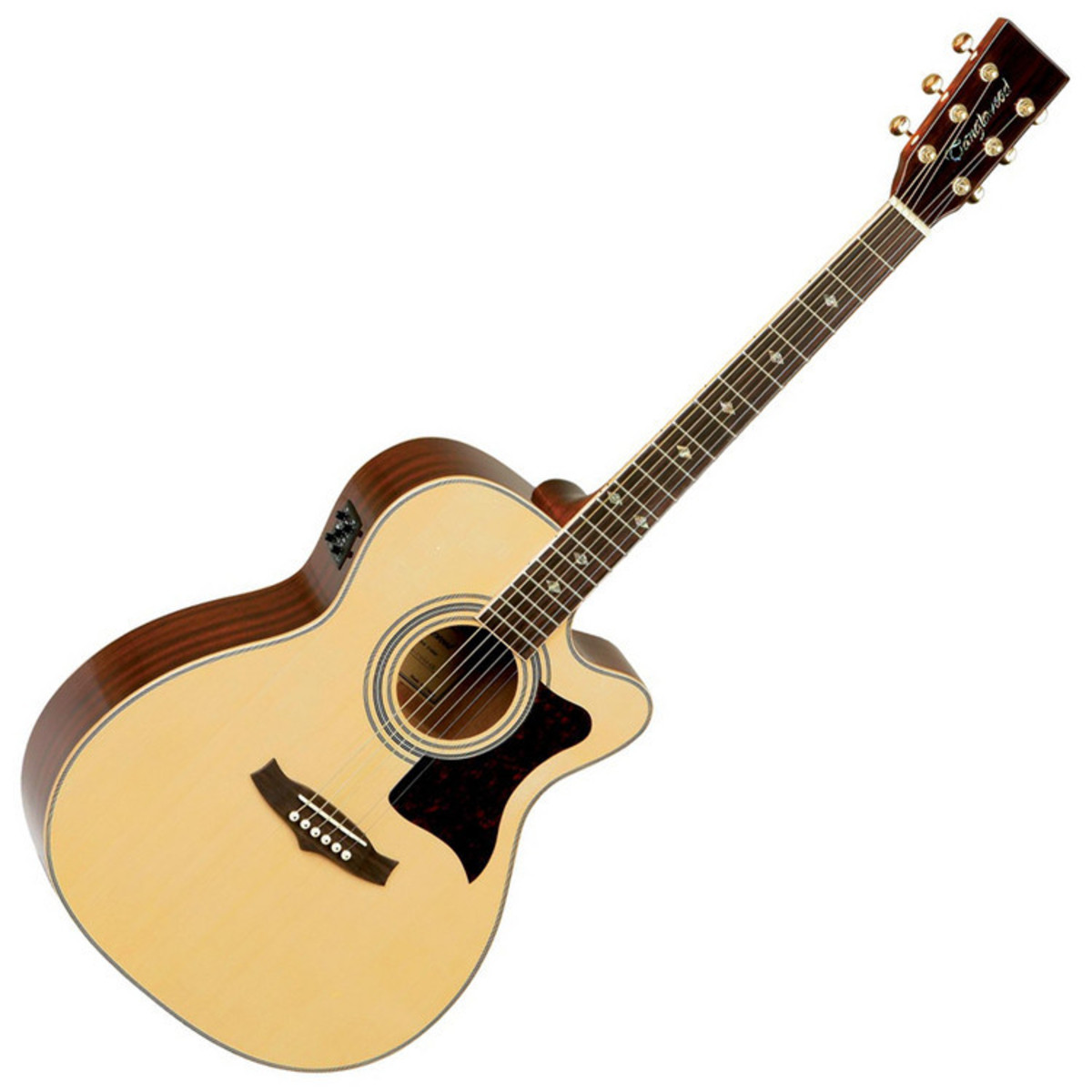 disc tanglewood tw170 as premier electro acoustic guitar free tuner at. Black Bedroom Furniture Sets. Home Design Ideas