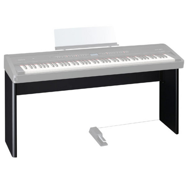 Roland KSC-76 Stand for FP-80, Black