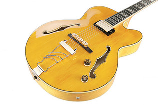 Ibanez PM2 Pat Metheny Signature Hollow Body Electric Guitar Top