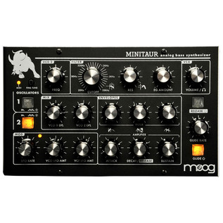 Moog MINITAUR Analog Bass Synthesizer