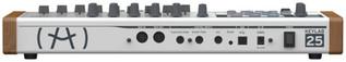 Arturia KeyLab 25 MIDI Controller Keyboard - rear
