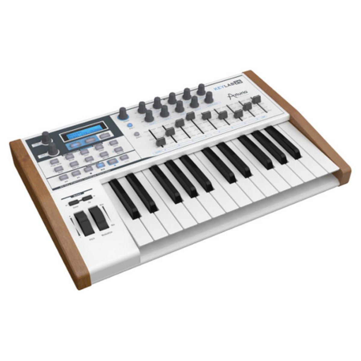 Image of Arturia KeyLab 25 MIDI Controller Keyboard