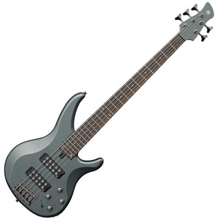 Yamaha TRBX305 5-String Bass Guitar, Mist Green