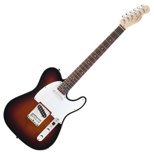 Squier by Fender Affinity Telecaster, Brown Sunburst