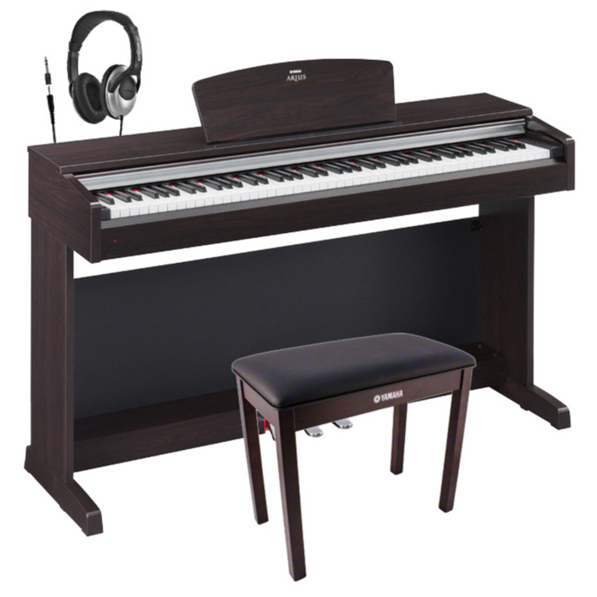 Yamaha Arius Ydp 141 : disc yamaha arius ydp 141 digital piano rw headphones and bench at ~ Hamham.info Haus und Dekorationen