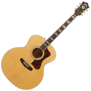 Guild F-50 Jumbo Electro Acoustic Guitar, Blonde