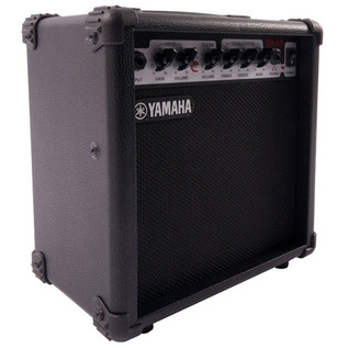 disc yamaha tg121ubl tourgear electric guitar starter pack black at. Black Bedroom Furniture Sets. Home Design Ideas