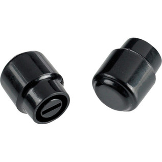 Fender Telecaster 'Barrel' Switch Tips, Black