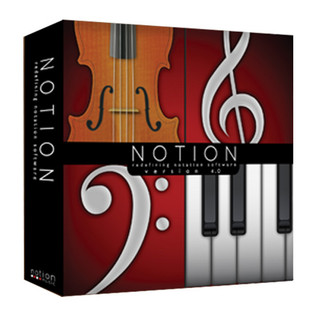 Notion 4.0 Notation Software