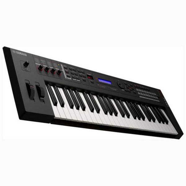 Yamaha MX49 Music Production Synthesizer Angle