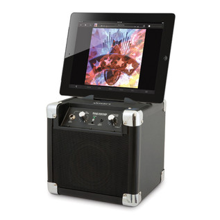 ION Road Rocker Ultra-Compact Bluetooth Speaker for iPad, iPhone with iPad