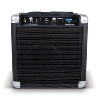 ION Tailgater Bluetooth Compact Speaker with Wireless Technology Front