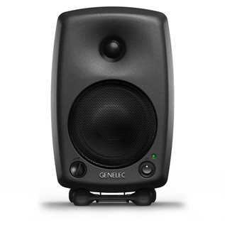 Genelec 8030B Bi-Amped Nearfield Monitor, Single