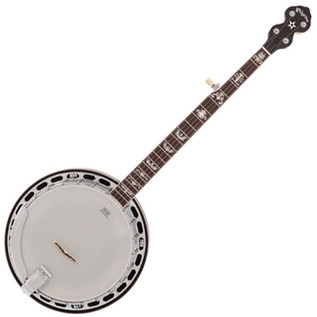 Pilgrim by Vintage Rocky Mountain Model 3 Closed Back Banjo